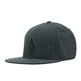 Volcom Stone Tech 110 Cap - Charcoal Heather