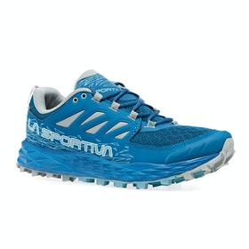 La Sportiva Lycan II Trail Running Shoes - Neptune Pacific Blue