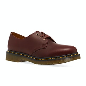 Dr Martens 1461 Smooth Dress Shoes - Brown Classic Veg Wp
