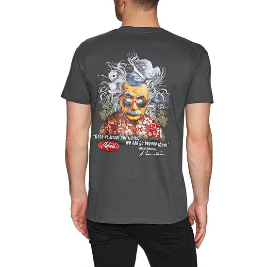Rietveld Al's Brain Waves Short Sleeve T-Shirt