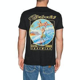 T-Shirt à Manche Courte Rietveld Exxtra Strength - Black
