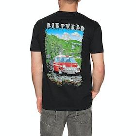 T-Shirt à Manche Courte Rietveld Freedom Mini - Black