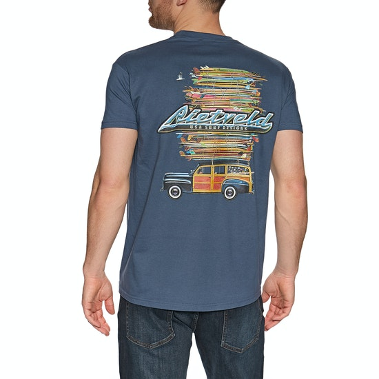 Rietveld Got Boards Short Sleeve T-Shirt