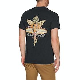 T-Shirt à Manche Courte Rietveld Lady Luck - Black