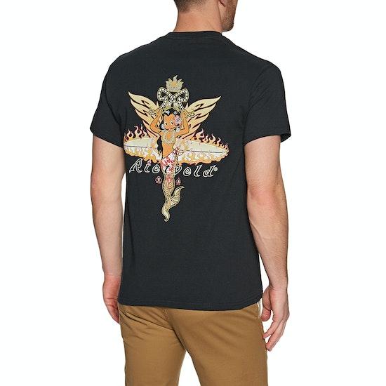 Rietveld Lady Luck Short Sleeve T-Shirt