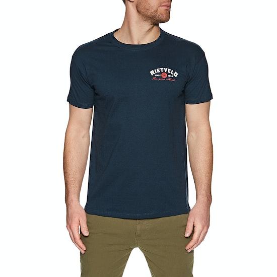 Rietveld Magic Bottle Short Sleeve T-Shirt