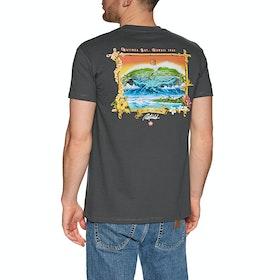 T-Shirt à Manche Courte Rietveld Noll Vs Neptune - Mouse Grey