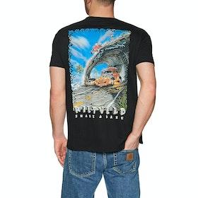 T-Shirt à Manche Courte Rietveld Shake & Bake - Black