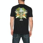 Rietveld Surf Skull Short Sleeve T-Shirt