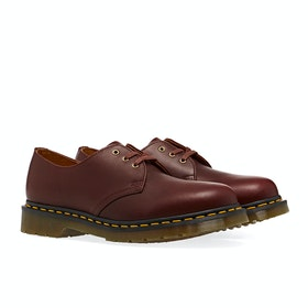 Dress Shoes Dr Martens 1461 Smooth - Brown Classic Veg Wp