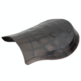 Shires Rear Riser Gel Saddle Pad - Grey
