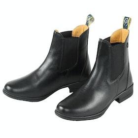 Shires Moretta Alma Childrens Jodhpur Boots - Black
