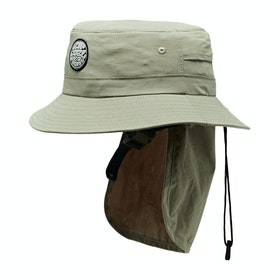 Rip Curl Wetty Surf Hat - Mid Green