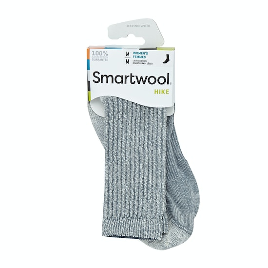 Smartwool Hike Light Crew Womens Walking Socks