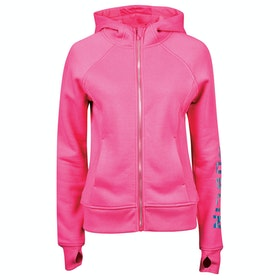 Dublin Heidi Full Ladies Zip Hoody - Carmine Rose