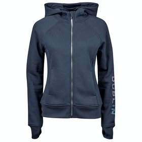 Dublin Heidi Full Ladies Zip Hoody - Navy Seal
