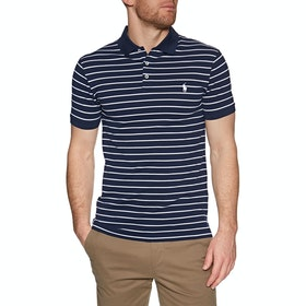 Koszulka polo Polo Ralph Lauren Stretch Mesh - French Nvy
