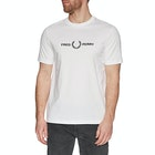 Fred Perry Graphic Short Sleeve T-Shirt