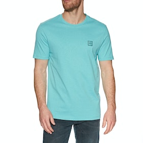BOSS Tales Men's Short Sleeve T-Shirt - Turquoise