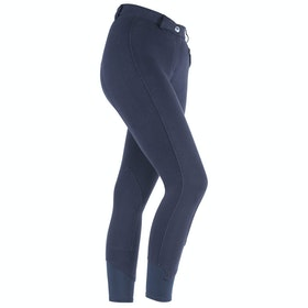Shires Saddlehugger Damen Riding Breeches - Navy