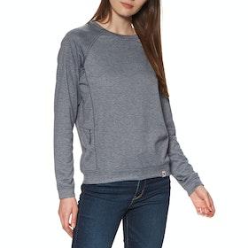 Fjallraven High Coast Lite Womens Sweater - Navy
