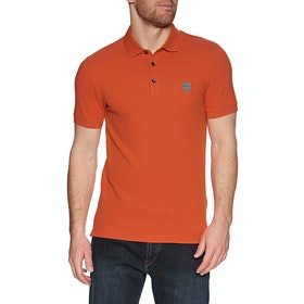 BOSS Passenger Polo Shirt - Dark Orange