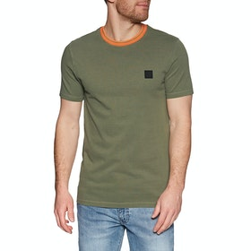 BOSS Tneo Short Sleeve T-Shirt - Open Green