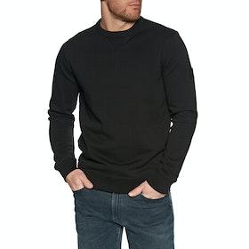 BOSS Walkup1 Crew Neck Pullover - Black