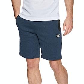 Pantaloncini Uomo EA7 Shorts - Avio Melange