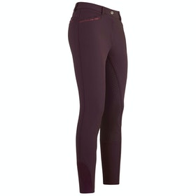 Imperial Riding El Capone Ladies Riding Breeches - Bordeux