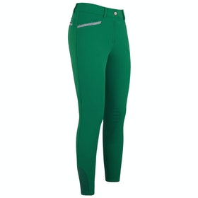 Imperial Riding El Capone Ladies Riding Breeches - Forest Green