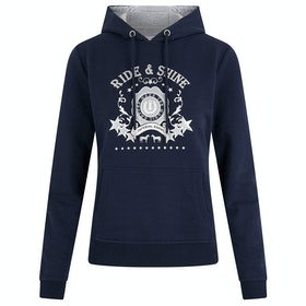 Imperial Riding Miami Circus Ladies Sweater - Navy