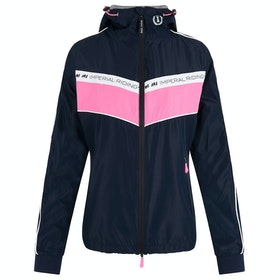Imperial Riding Summer Day Windbreaker Dames Riding Jacket - Navy