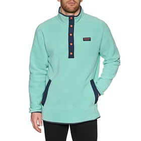 Burton Hearth Fleece - Buoy Blue