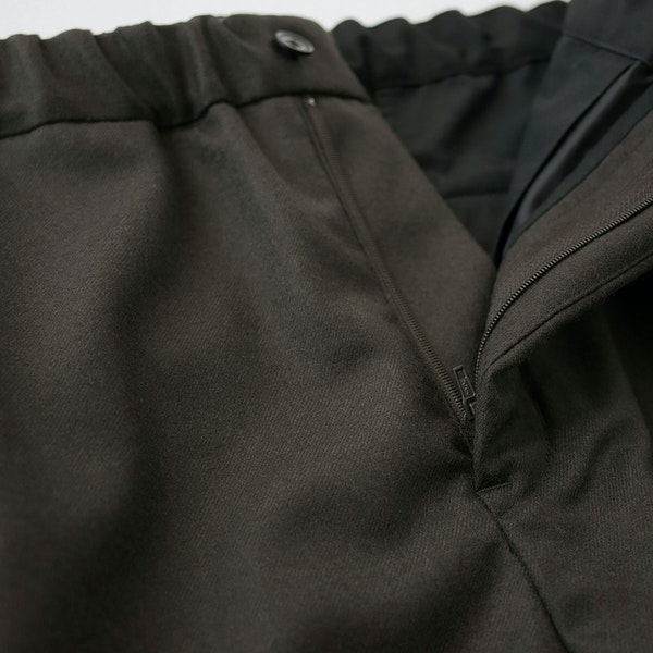 Still By Hand Melton Easy Trousers