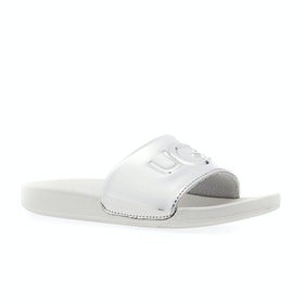 UGG Graphic Sliders - Silver