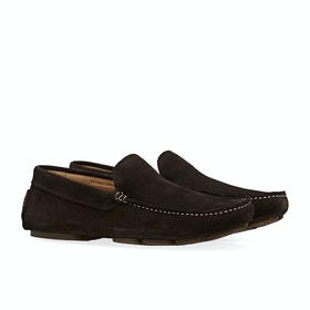 Scarpe Gant Nicehill Moccasin - Dark Brown