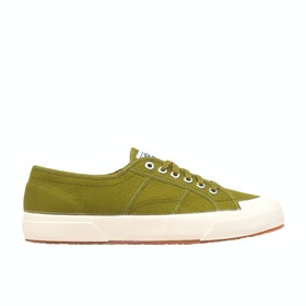 Superga 2390 Cotu Schuhe - Green Military