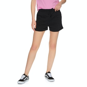 Vans Strait Out Short Womens Shorts - Black