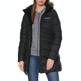 Marmot Montreal Womens Down Jacket - Black