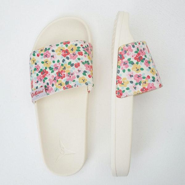 Cath Kidston x SLYDES Jane Women's Sliders
