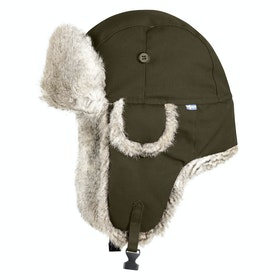 Fjallraven Singi Heater Hat - Dark Olive