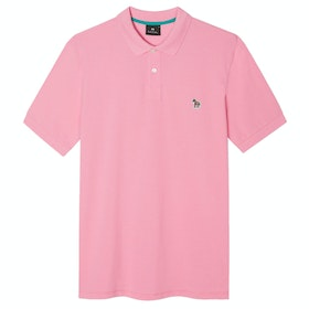 Paul Smith Classic Fit Polo Shirt - Pink