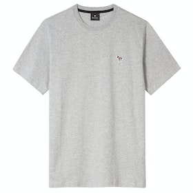 Paul Smith Zebra Short Sleeve T-Shirt - Grey