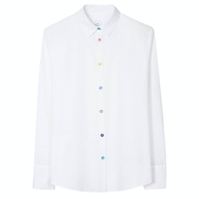 Maglietta Donna Paul Smith Gili - White