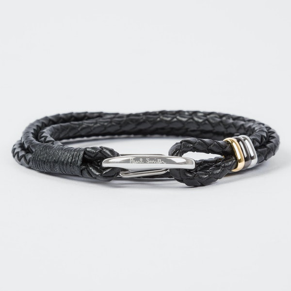 Bracelet Paul Smith Leather Wrap