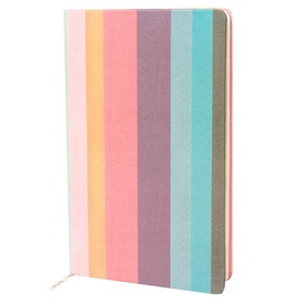 Paul Smith Medium Notebook Book - Multicoloured