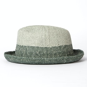Paul Smith Trilby Two Tone Hat - Green
