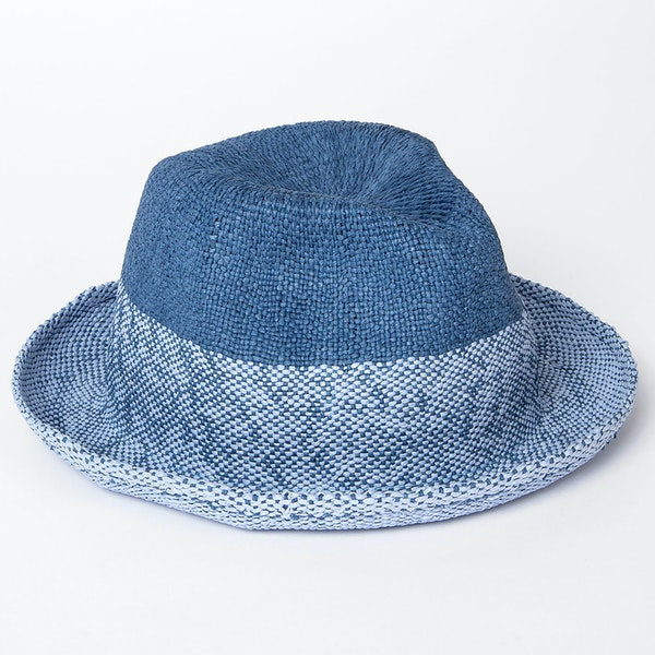 Paul Smith Trilby Two Tone Hoed