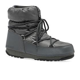 Moon Boot Low Nylon WP 2 Womens Boots - Castlerock